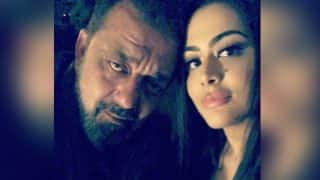 Sanjay Dutt's Family Is Now Complete! Actor Vacations In Dubai With Wife Maanayata And Kids, Daughter Trishala Joins In Too (Pics)