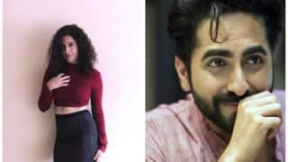 Dangal Girl Sanya Malhotra To Star Opposite Ayushmann Khurrana in Badhaai Ho