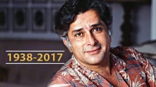Veteran Actor Shashi Kapoor Passes Away At 79