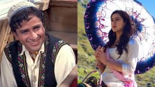 Shashi Kapoor's 1965 Film Jab Jab Phool Khile Has Something In Common With Sara Ali Khan, Sushant Singh Rajput's Kedarnath