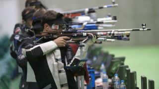 Asian Airgun Shooting Championships: India Grab Five Medals on Day 1 of Tournament