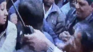 Himachal Pradesh: Denied Entry to Rahul Gandhi's Review Meeting, Congress MLA Asha Kumari Assaults Woman Constable, Gets Slapped Back