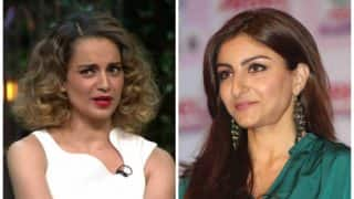Kangana Ranaut At It Again! Says Her Best Supporting Actress Award Was Given To Soha Ali Khan