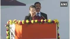 राहुल की ताजपोशी: सोनिया को याद आए पुराने दिन, इंदिरा और राजीव का जिक्र कर हुईं भावुक
