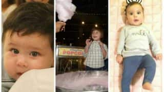 Taimur Ali Khan, AbRam Khan, Misha Kapoor: 17 Cute Moments That Made Us Smile This Year