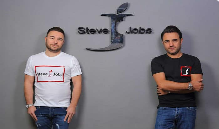 Italian Brothers Win the Right to Name Their Company 'Steve Jobs'