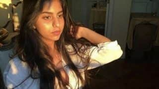 Suhana Khan's Latest Picture Is A Ray Of Sunshine On This Drab Wednesday - View Pic