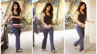 Suhana Khan's Gym Fashion Is On Point And These Latest Pics Are Proof