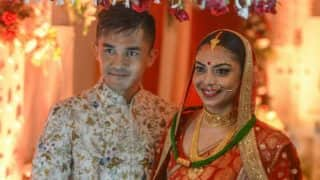 Sunil Chhetri, Indian Football Team Captain, Marries Long-Time Girlfriend Sonam Bhattacharya
