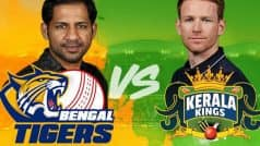 Here s How and Where to Watch Bengal Tigers vs Kerala Kings, T10 Cricket League in India