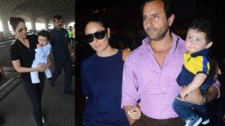 Kareena Kapoor Khan Opens Up About Taimur Ali Khan's 'Airport Look'