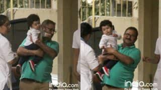 Taimur Ali Khan's Oh-So- Adorable Moments Will Drive Away Your Monday Blues (View Pics)