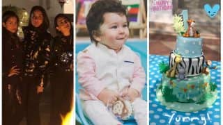 Taimur Ali Khan Birthday All Inside Pics: From Chhote Nawab's Cuteness To Kareena Kapoor Khan Partying Hard, These Moments Need To Be Framed