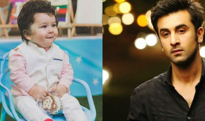 Inside Taimur Ali Khan's Christmas with Kareena Kapoor Khan & Ranbir Kapoor