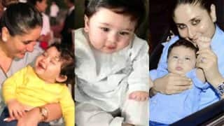 Happy Birthday Taimur Ali Khan: Here are Nine Pictures of Saif-Kareena's Bundle of Joy That Broke The Internet