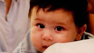 Taimur Ali Khan Is 3-Day Away From Turning One And This Click From His Day One Is Going Viral (View Pic)