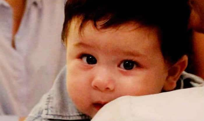 Jacqueline is enamoured by Taimur Ali Khan's cuteness