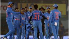 मोहाली वनडे: रोहित के तूफान में उड़ा श्रीलंका, भारत 141 रन से जीता