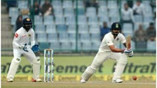 डिसिल्वा और रोशन ने श्रीलंका को हार से बचाया, भारत ने सीरीज जीती, कोहली मैन ऑफ द सीरीज
