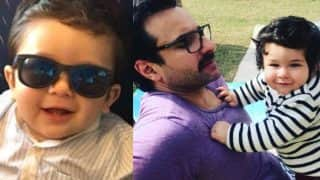 Taimur Ali Khan Birthday: The Star Kid's Toothless Smile Is The Best Return Gift To Everyone