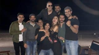 Akshay Kumar, Mouni Roy, Farhan Akhtar, Karan Johar At Zoya Akhtar's Gold Wrap Up Party (View Pics)