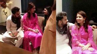 Virat Kohli - Anushka Sharma Return From Their Honeymoon; Spotted Spending Time With Family In Delhi (Pics)