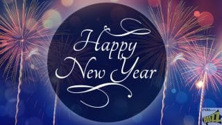 Happy New Year 2018 Messages in Hindi: Best WhatsApp Messages, Facebook Status, SMS Greetings to Welcome New Year