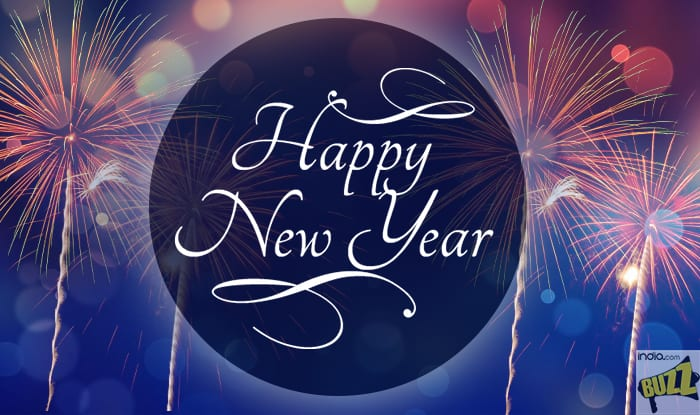 Superior Happy New Year 2018 Messages In Hindi: Best WhatsApp Messages, Facebook  Status, SMS Greetings To Welcome New Year