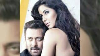 Salman Khan And Katrina Kaif Wish Merry Christmas In The Cutest Way Possible - Watch Video