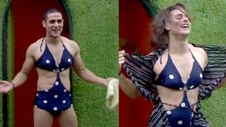 Bigg Boss 11: Priyank Sharma Gets Into A Bikini On The Show