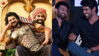 10 Pictures Of Rana Daggubati And Prabhas That Will Make You Want To Watch Baahubali Again