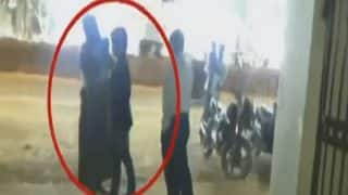 Annoyed Telangana Police Officer Reports to Work in Lungi; Watch Video Here