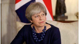 ब्रिटिश प्रधानमंत्री टेरीजा मे की हत्या की साजिश नाकाम: रिपोर्ट