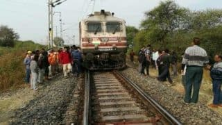 Madhya Pradesh: Engine of Udaipur-Indore Express Train Derails Near Ujjain; All Passengers Safe