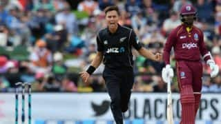 Trent Boult Scalps 7/34 as New Zealand Beat Windies by 204 Runs in Second ODI