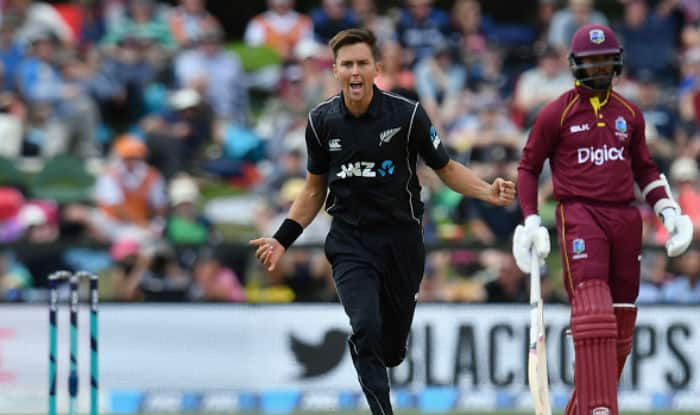 West Indies crushed by New Zealand in 2nd ODI; Boult takes 7