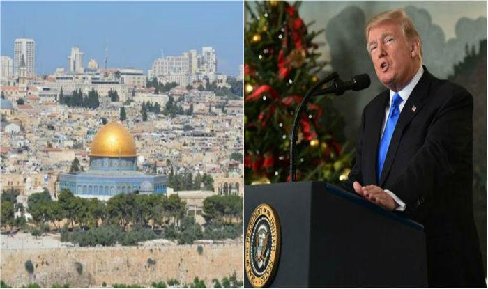 US recognition of Jerusalem risks igniting 'fire' in region, warns Turkey