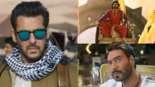 Salman Khan's Tiger Zinda Hai Beats Ajay Devgn 's Golmaal Again's Opening Day Record But Fails To Beat Prabhas' Baahubali 2