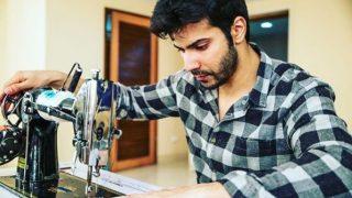 Varun Dhawan starts shooting Sui Dhaga   वरुण धवन ने 'सुई धागा' की शूटिंग शुरू की