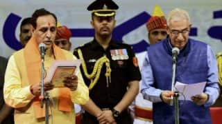 Vijay Rupani to Take Oath as Gujarat Chief Minister Today, PM Modi to Attend Swearing-in Ceremony