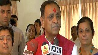 Gujarat Polls: We Are Confident, BJP Has no Challenges in Gujarat, Says CM Vijay Rupani