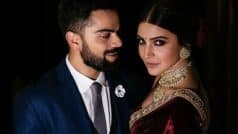 Newly Weds Anushka Sharma And Virat Kohli Head To Their Roman Honeymoon
