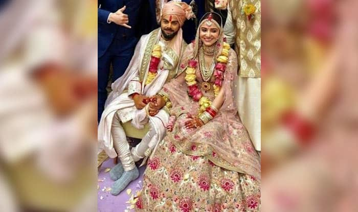 Check Out Virat Kohli And Anushka Sharma's Super Cute Reception Invite