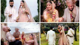 Virat Kohli And Anushka Sharma's Wedding Candids To Be Sold For Charity