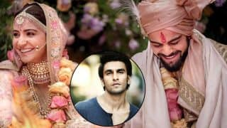Ex Ranveer Singh May Not Have Congratulated Anushka Sharma On Her Wedding With Virat Kohli But Liked All Their Pics On Social Media