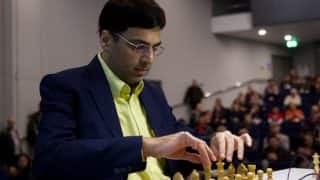 Norway Chess: Viswanathan Anand Joint Seventh After Losing to Levon Aronian
