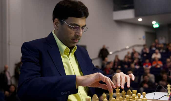 As time stood still, Viswanathan Anand rolls back years