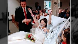 Viral Photo of Woman With Cancer Getting Married in Hospital Hours Before She Died Will Move You to Tears