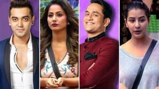 Bigg Boss 11 : Here's The Contestant Who Will Get Eliminated This Weekend Due To The Least Amount Of Votes