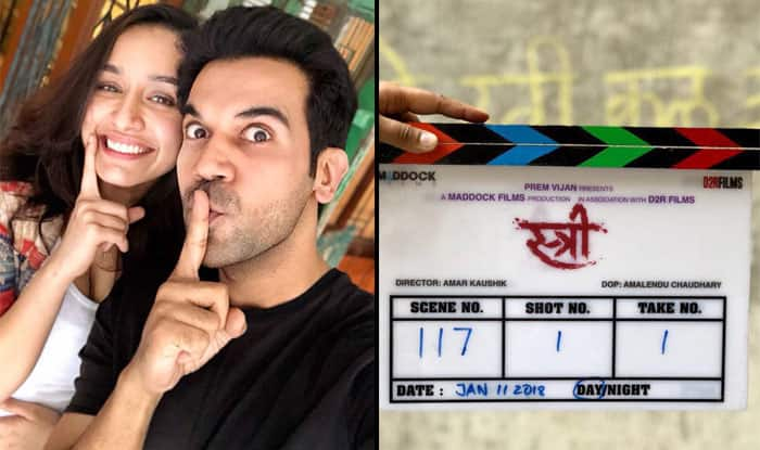 Shraddha Kapoor and Rajkummar Rao's film gets a title